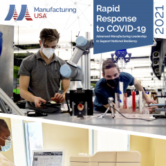 MFG USA Rapid Response to COVD-19 Cover