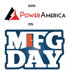 Join PowerAmerica on MFG Day