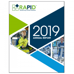 RAPID Annual Report 2019 Cover