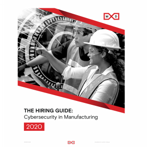 MxD Hiring Guide Cover