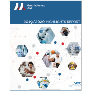MFG USA Highlights Report Cover