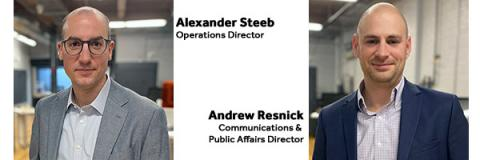 Alexander Steeb and Andrew Resnik