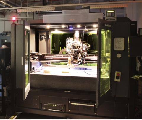 AmericaMakes 3D printer
