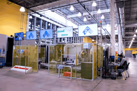 DMDII Factory Floor