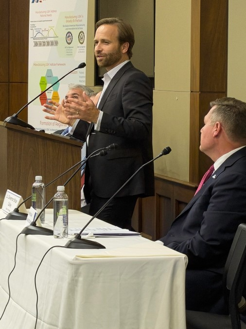 MFG USA Fall 2018 Meeting presentation