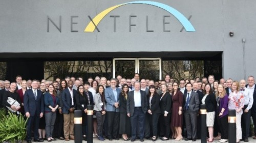 Manufacturing USA Network Meeting participants at NextFlex
