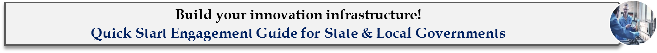 Image linked to Quick Start Enagement guide for State & Local Governments