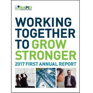 RAPID 2017 Annual Report Cover