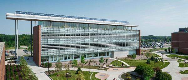 RIT's Golisano Institute Building