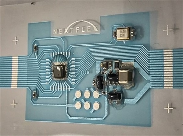 Flexible Arduino Circuit Board System