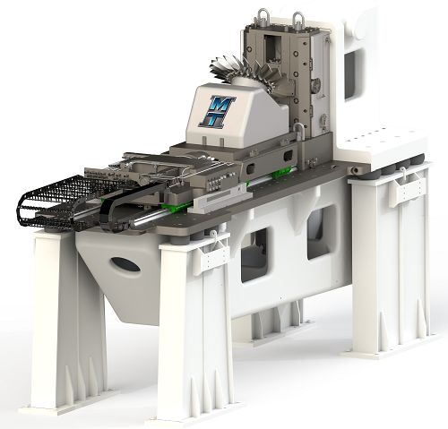 Image for North America's First and Only Linear Friction Welder of Full-Size...