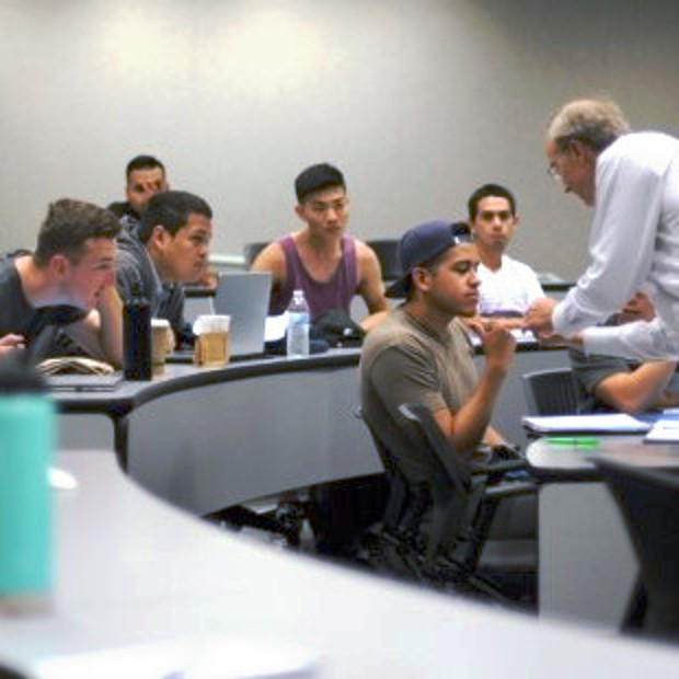 Image for AIM Photonics Puts Students on an Enlightened Path