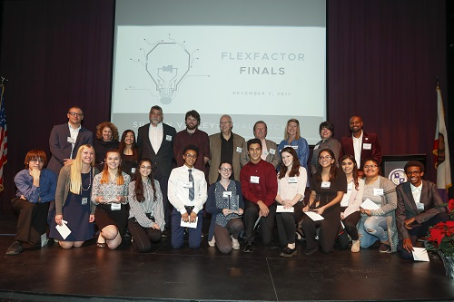 Image for FlexFactor™, a NextFlex Initiative, Changes Lives, One High-School...