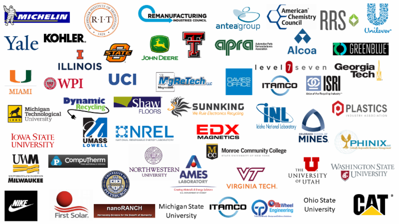Image for REMADE Institute Continues to Grow With New Members!